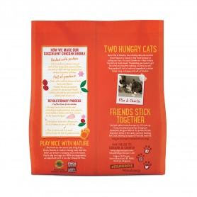 Edgard & Cooper, pienso sin cereales con pollo fresco para gatos...