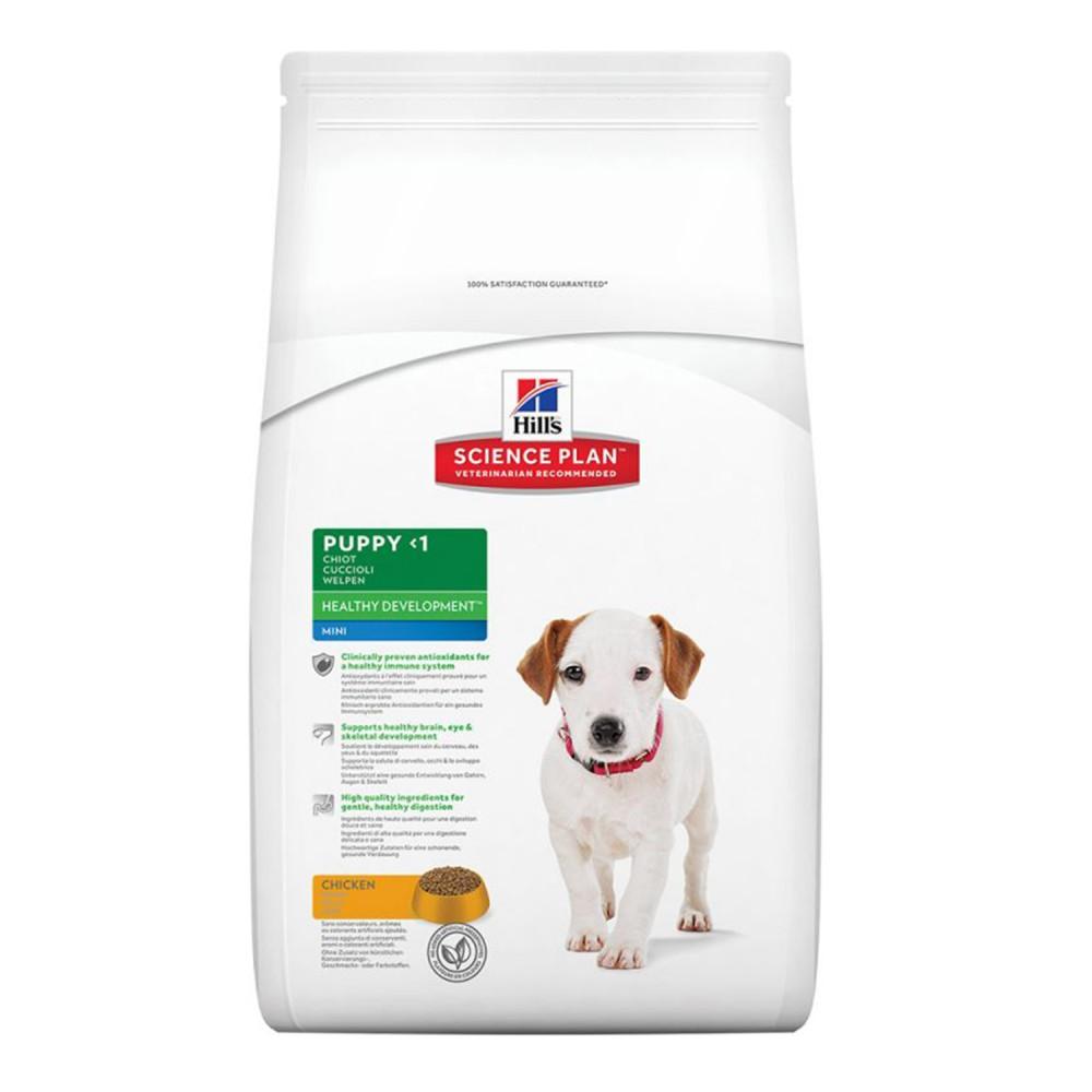 Pienso Hill's Science Plan Puppy Healthy Development mini con Pollo