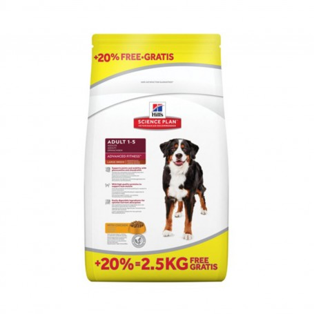 Pienso para perros Hill's Science Plan Adult Advance Fitness