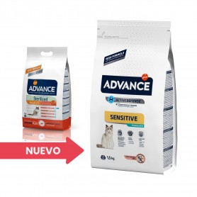Advance Sensitive Sterilized Salmón