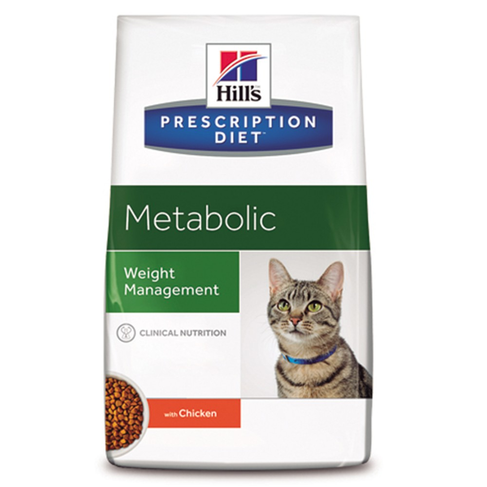Hill's Prescription Diet Metabolic (Feline)