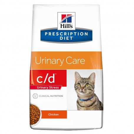Hill's Prescription Diet Feline c/d Urinary Stress