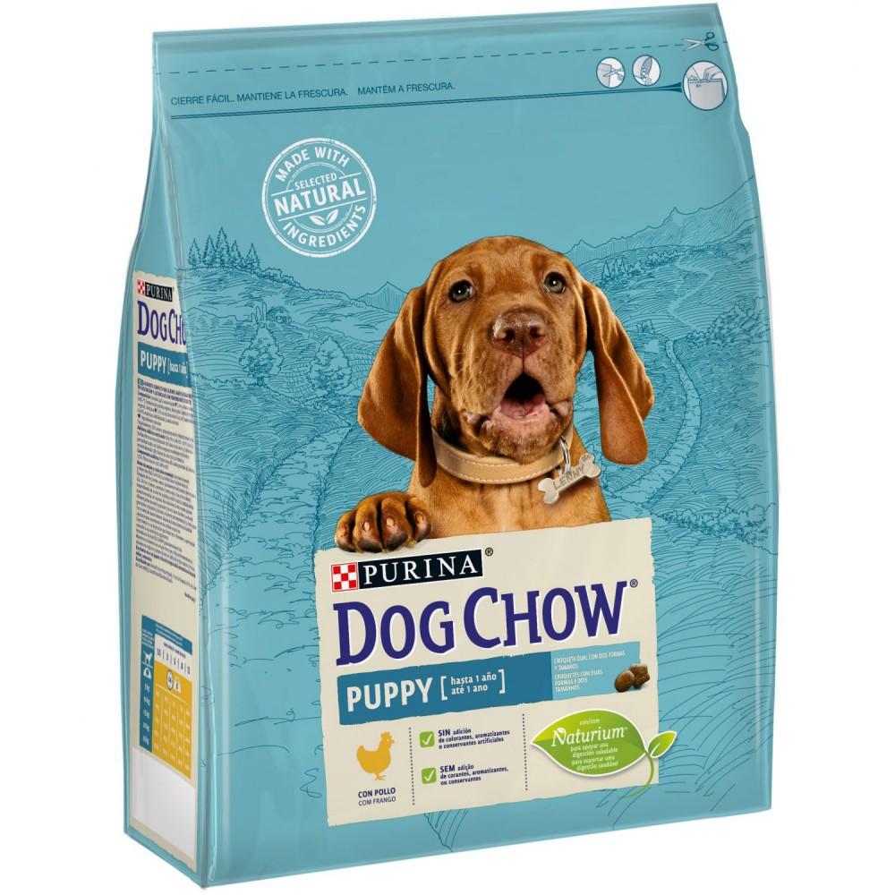 Pienso para perros Dog Chow Puppy Pollo
