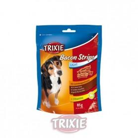 Snacks para cães - Tiras Bacon