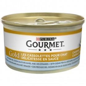 Comida húmeda para gatos Purina Gourmet Gold Guiso a la Cazuela