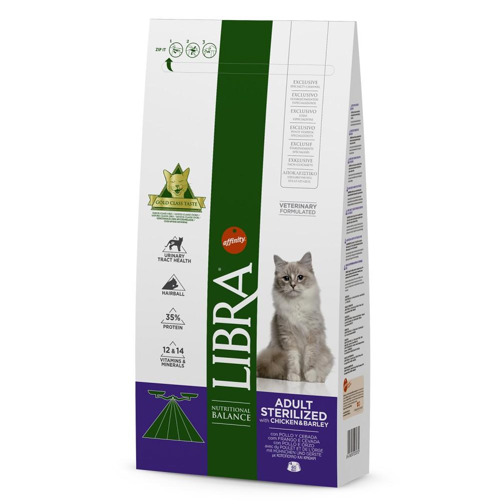 LIBRA STERILIZED Cat